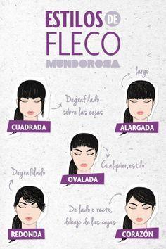 14 Infografías para cuidar el pelo que toda mujer agradecerá