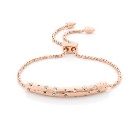 Esencia Scatter Chain Bracelet | Monica Vinader