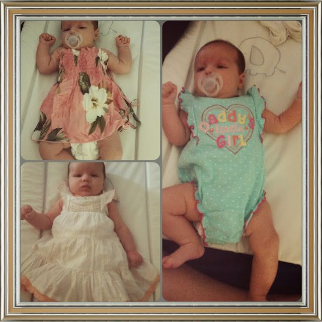 life as a young mummy and wife : Baby girl outfits