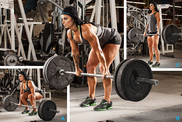 8 exercises to get you ripped