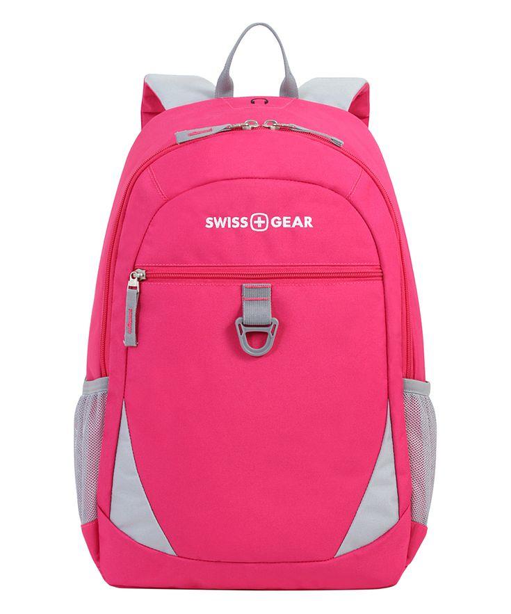 Pink Fantasy Swiss Gear 18'' Backpack