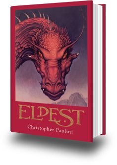 Book 2 after Eragon. Not as great as the first one but still good and it offers some good twists.