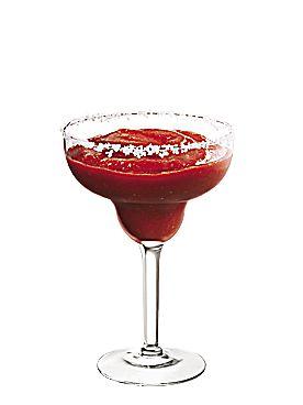 Photo du cocktail Daiquiri aux fraises