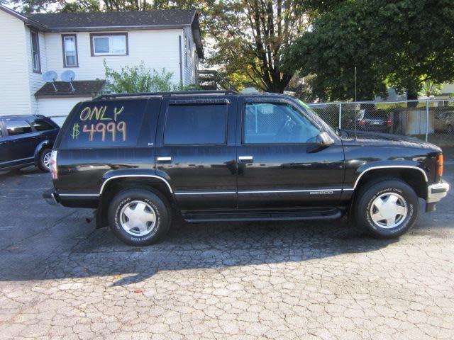Used 1998 GMC Yukon SUV in North East, PA near 16428 | 1GKEK13R8WJ719486 | Auto.com