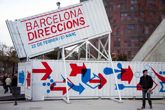 Barcelona Direccions Exhibition, Barcelona