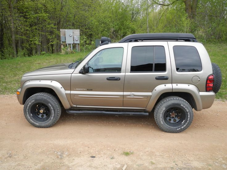 2003 Jeep Liberty Pictures CarGurus Jeep liberty