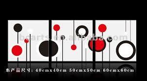 cuadros abstractos modernos blanco y negro - Buscar con Google