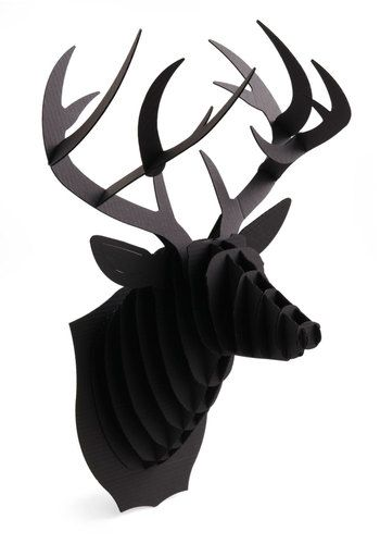 Questions and Antlers Buck Trophy