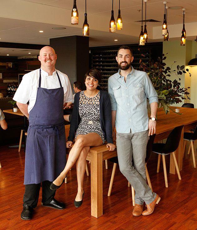 Australian Gourmet Traveller restaurant review of Melbourne's Persillade and Kirk's Wine Bar.