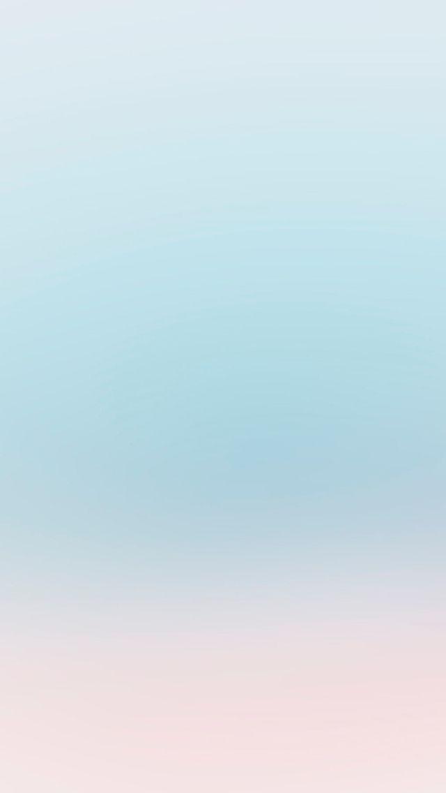 Soft Cream Blue Red Gradation Blur #iPhone #5s #wallpaper