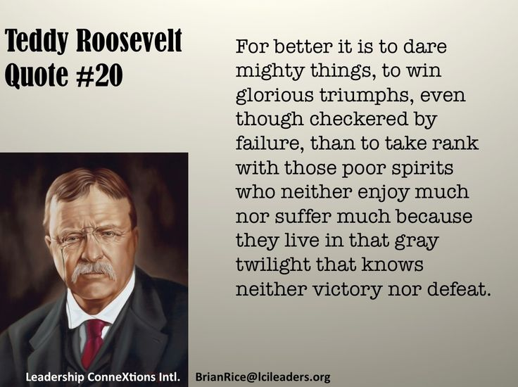 136 Best Images About Theodore Roosevelt Quotes On