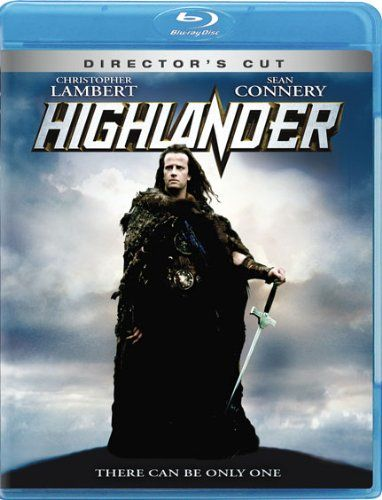 Amazon.com: Highlander: Director's Cut [Blu-ray]: Christopher Lambert, Sean Connery, Clancy Brown, Roxanne Hart, Beatie Edney, Alan North, Jon Polito, Sheila Gish, Hugh Quarshie, Christopher Malcolm, Peter Diamond, Billy Hartman, Russell Mulcahy, E.C. Monell, Eva Monley, Harold Moskovitz, John H. Starke, Gregory Widen, Larry Ferguson, Peter Bellwood: Movies & TV