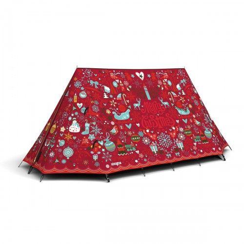 Per gli amanti del campeggio..anche nel periodo natalizio!  E' il design più recente prodotto da FieldCandy, un dono per gli avventurieri più esigenti.    Le tende prodotte da Fieldcandy sono incredibili da vedere, ma sono anche sinonimo di prodotti di alta qualità che non vi deluderanno affatto!