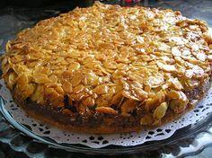 Pastel árabe de miel   Un pedazo de Pan