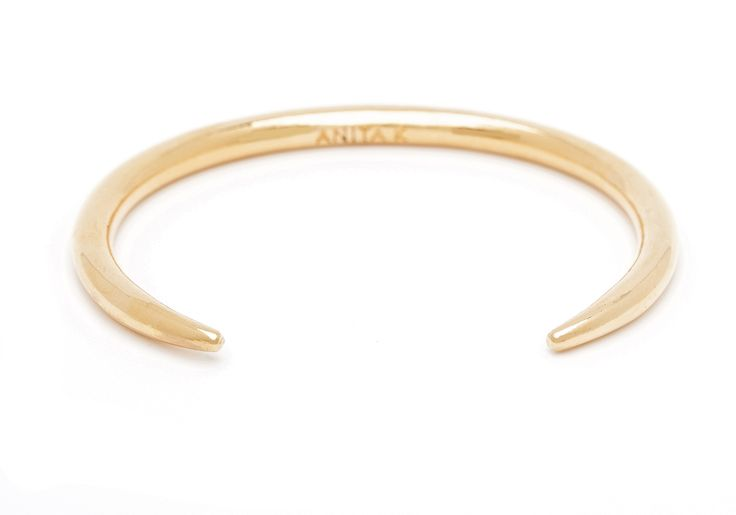 OBSTRUCTED RING GOLD - ANITA K
