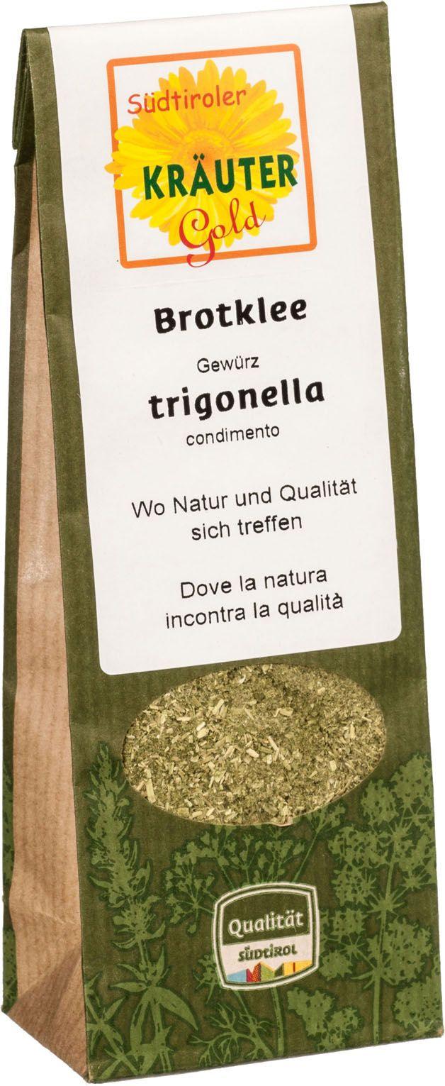 Brotklee 50g, Trigonella, Kräutergold, Kräuterschlössl