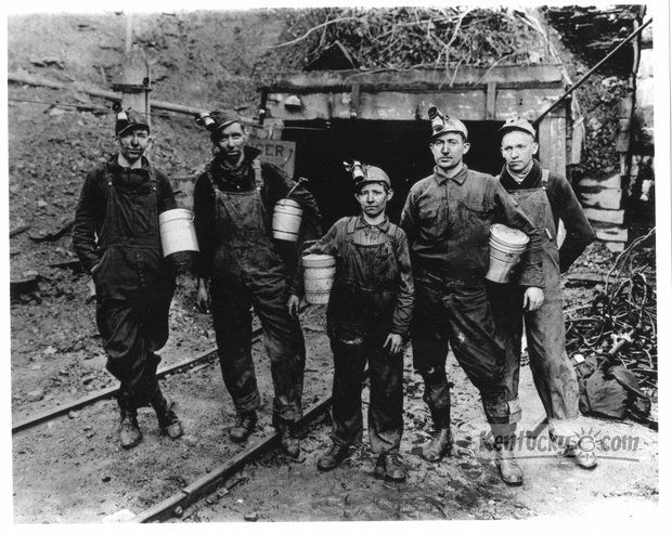 Ky coal mining history wv
