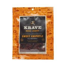 Shop Krave Beef Jerky - Sweet Chipotle at wholesale price only at ThriveMarket.com