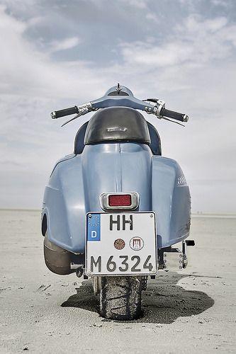 """Vespa Customscooter """"10 inch Terror"""" - Classic Scene-Blog Vespa & Lambretta - SIP Scootershop Community"""