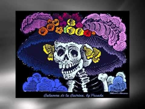 Understanding Mexicans: Día de Muertos - YouTube