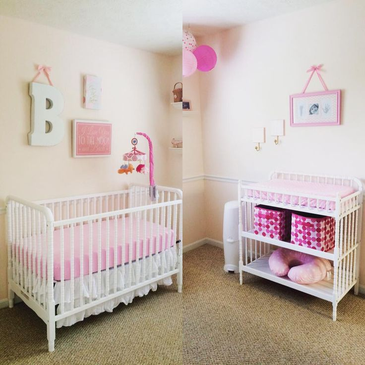 Pictures Of Girl Nursery Rooms