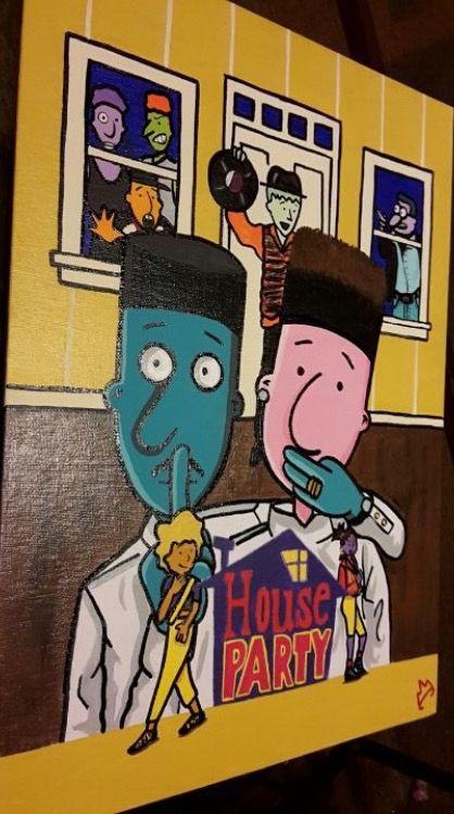 Doug's House Party