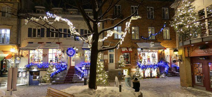 Vue de notre boutique par le parc Félix-Leclerc