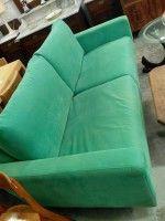 Occasione, usato, divano a letto verde, 200€Ps. IlMercatino dell'usato La Ruota Onlus, di via San Michele 15 - Gorizia, cf 91041700310, è