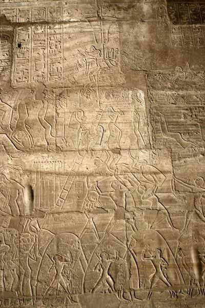 Nineteenth Dynasty of Egypt - Ramesses II