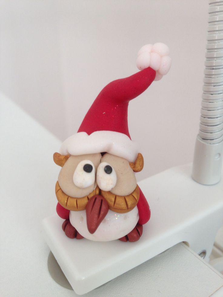 Gufetto del buon augurio natalizio...