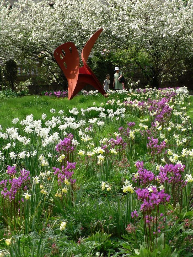 Northwest Garden, Art Institute