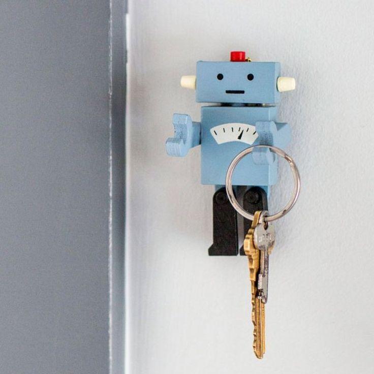 """""""Robotico"""" guarda llaves... Gourmetillo loves!"""