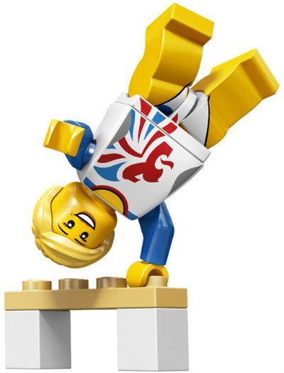 Flexible Gymnast - Team GB Collectable