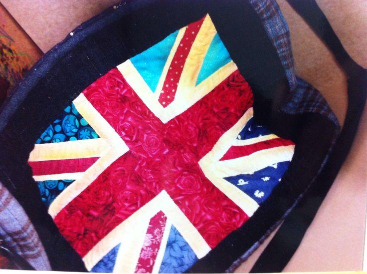 Union Jac bag