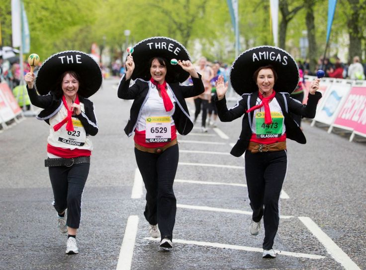 Morrison's Great Women's 10k takes place in Glasgow #Health #Fitness #Inspiration #Running #marathon