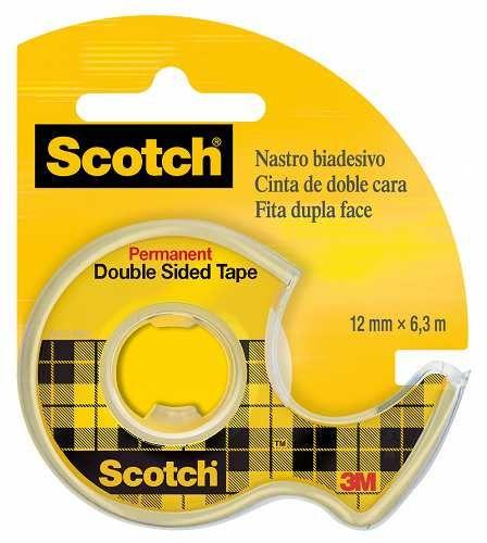 Prezzi e Sconti: #Nastro biadesivo scotch con dispenser New  ad Euro 3.05 in #Scotch #Forniture per ufficio