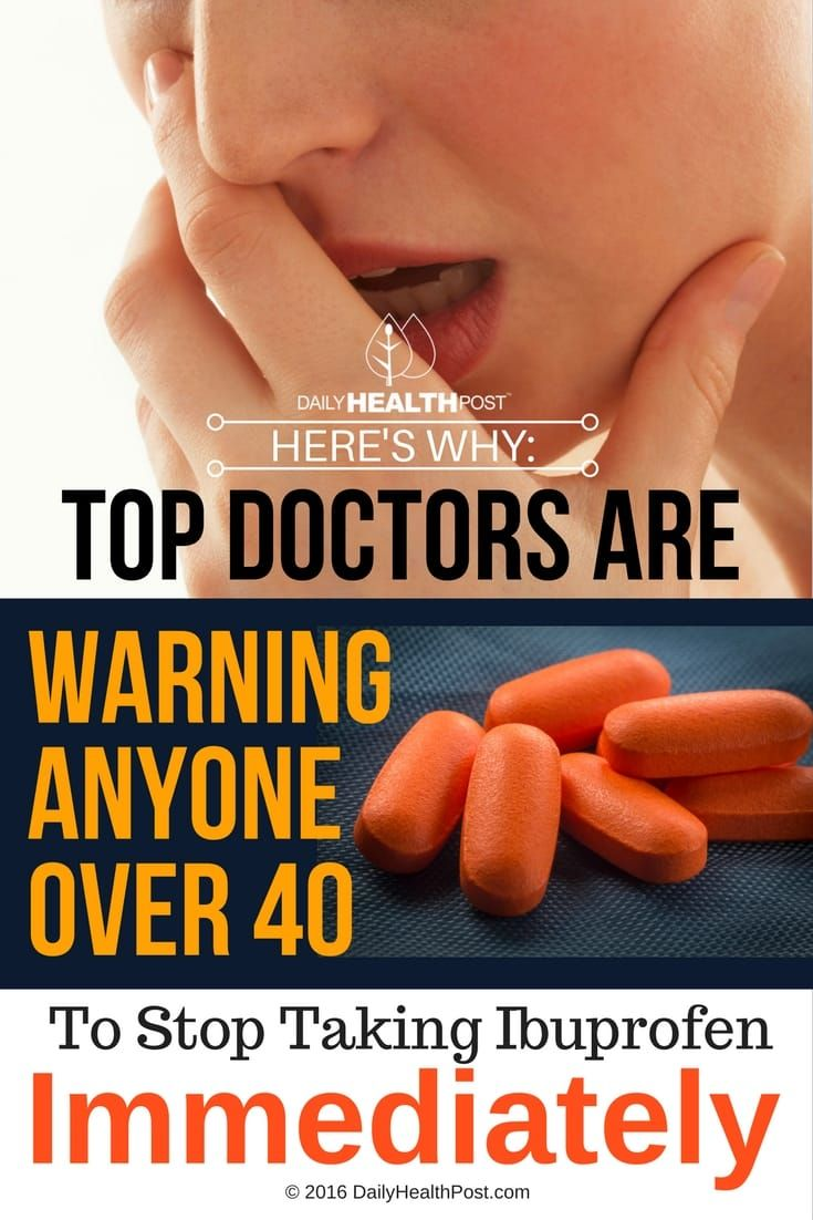 Ibuprofen is widely used today, but doctors warn that the regular use of ibuprofen and other drugs takes a toll on the liver and heart.