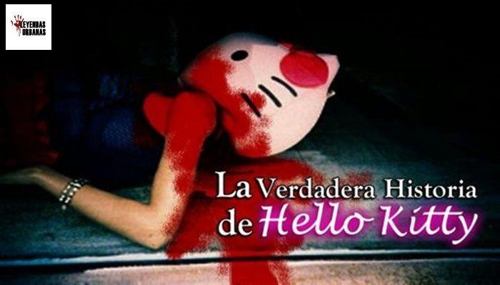 La Verdadera Leyenda De Hello Kitty Historia De Hello Kitty Leyendas Urbanas Leyendas
