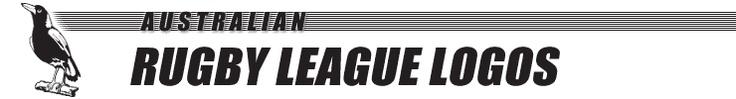 Australian Rugby League Logos