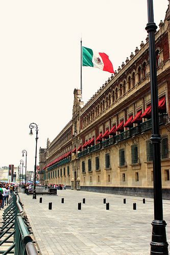 Trip to Mexico City - coming Sept 2014 Palacio Nacional, Mexico City, Mexico | Eduardo Ramirez via Flickr