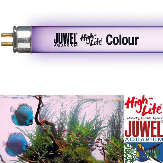 Juwel Colour-Light Tubes - High-Lite bulbs for Juwel aquarium. | Birstall