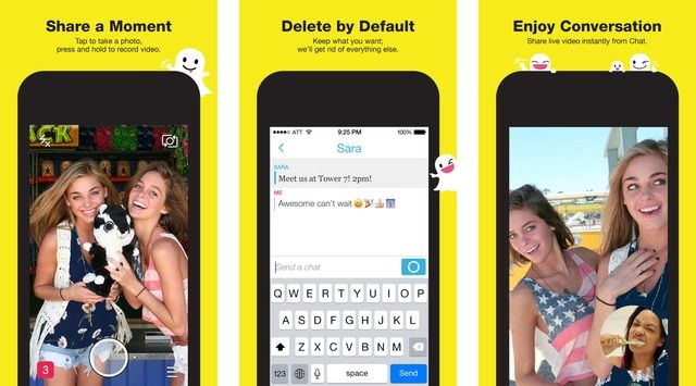 Since Snapchat updated their iPhone app the new 'Our Story' feature covers more live events. http://iClarified.com/43487 #YGen #crowdsourcing
