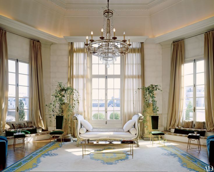 14 Daybeds That Prove Space Saving Can Be Sophisticated. Designer Living  RoomsLuxury ...