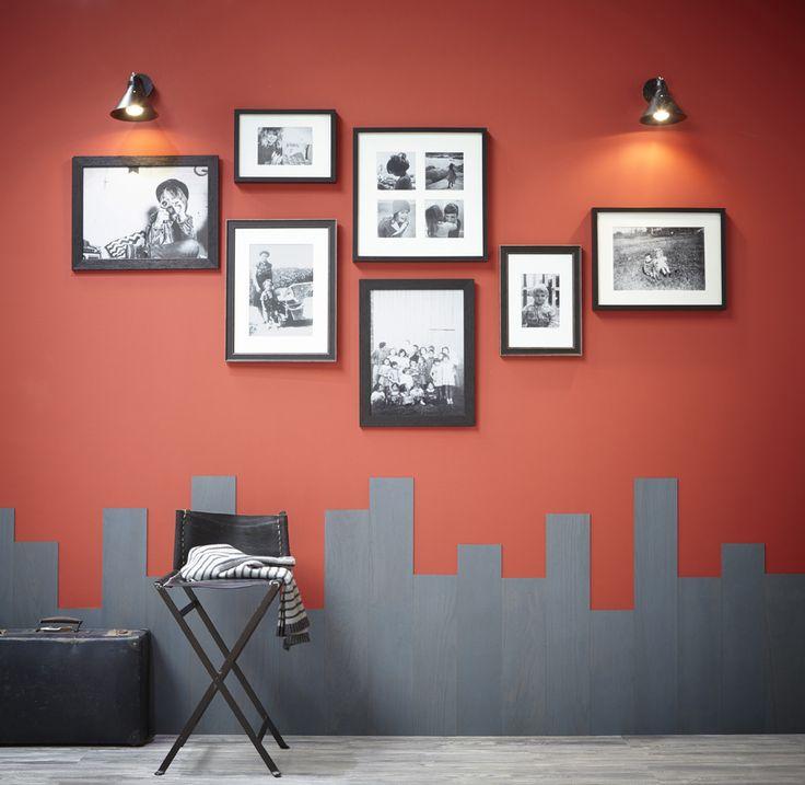 1000 id es sur le th me lambris mural sur pinterest. Black Bedroom Furniture Sets. Home Design Ideas