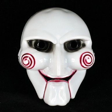 New White Full Face Cosplay #Saw #Puppet Masquerade #Horror Scary Mask: Toys & Games  | Zombie Infested World  | Shop Halloween Costumes | Horror Costumes | Scary masks | zombie infested world | www.zombieinfeste... #halloween #zombies #costumes #masks #pranks #texaschainsaw #scarycostumes #halloween #halloweencostumes #womenscostumes #horrorcostumes #Holidays #Holidayparties #menscostumes #kidscostumes #Saw_Mask http://www.zombieinfestedworld.com/halloween-masks-for-sale-online.html