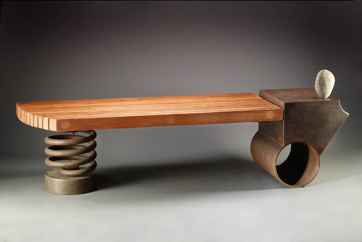 Benches Made Out Of Wood Custom Furniture And
