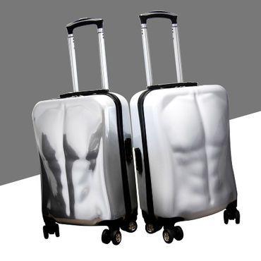 Ripped Luggage POP.COM.AU