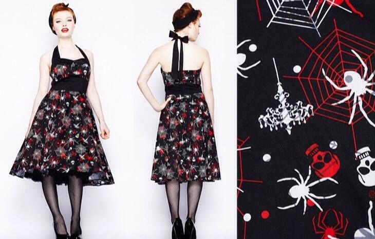 HELL BUNNY SETH DRESS SIZE S$35.00or 4 payments of $8.75 with Afterpay