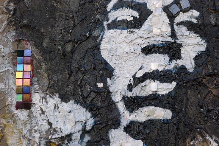 #starlike #mosaic #music #art #hendrix