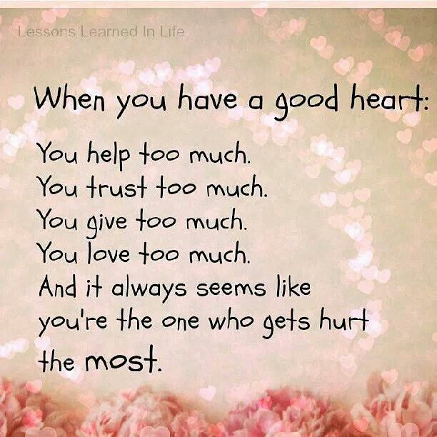 Love with all you have...